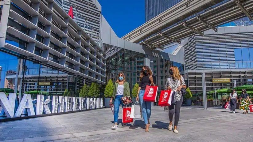 dubai shopping festival 2021 at Nakheel Mall