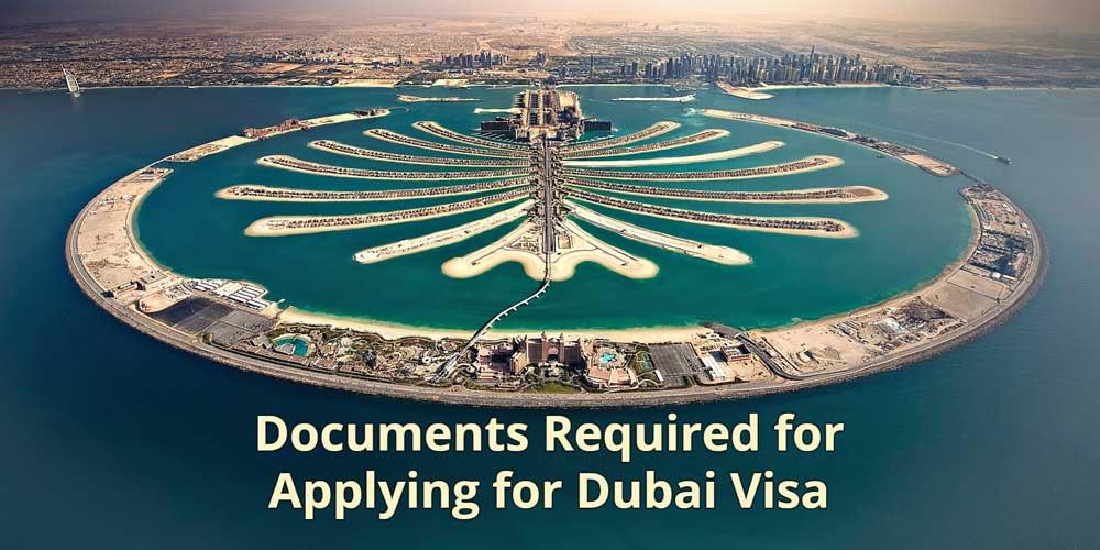documents for dubai visa application