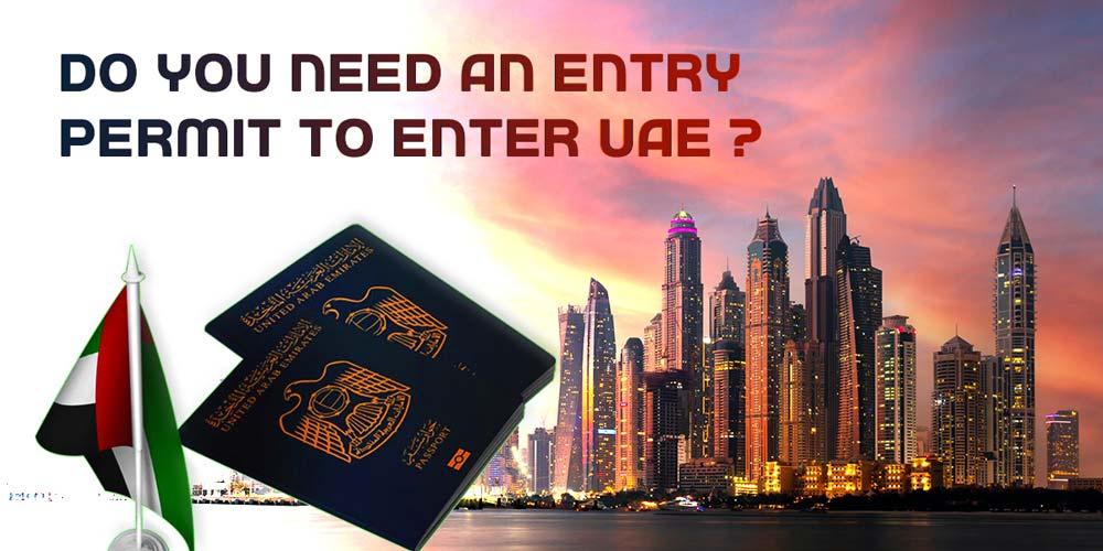 dubai entry permit visa requirements