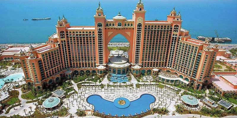 eye-opening facts - the atlantis, dubai