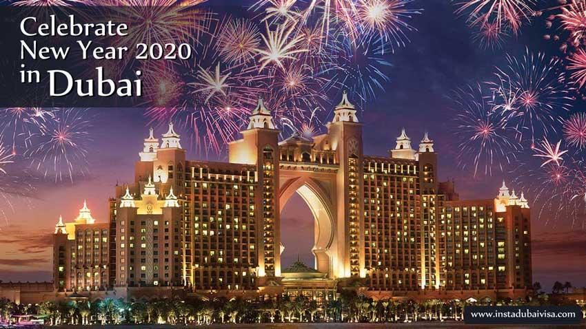 new year 2020 dubai