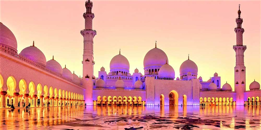 mosques of the united arab emirates