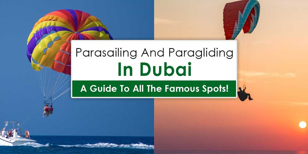 parasailing and paragliding in dubai
