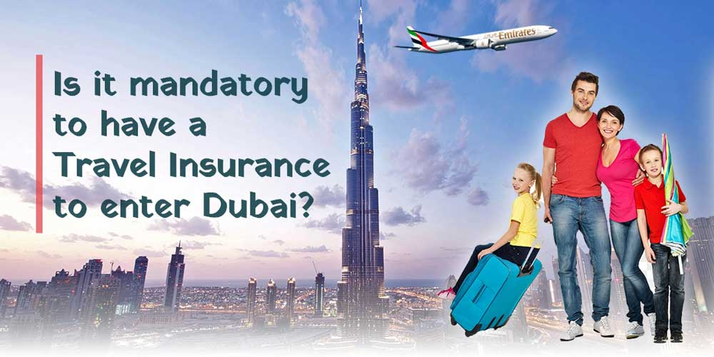 travel insurance to enter dubai