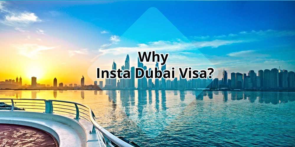 why instadubaivisa | apply dubai visa online