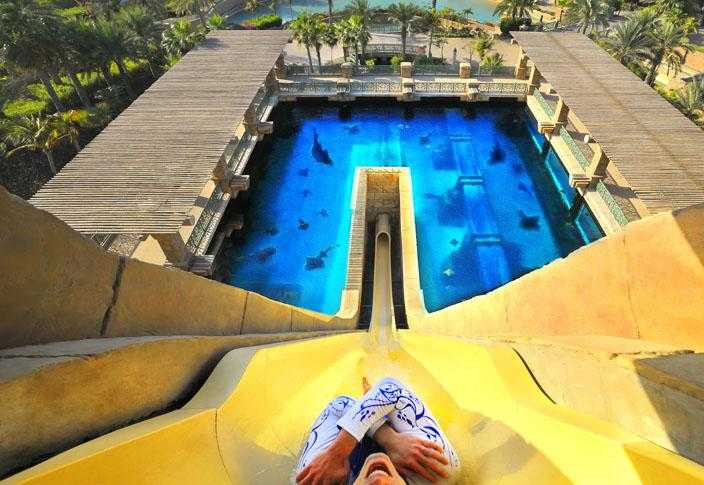 Aquaventure and Lost Chambers